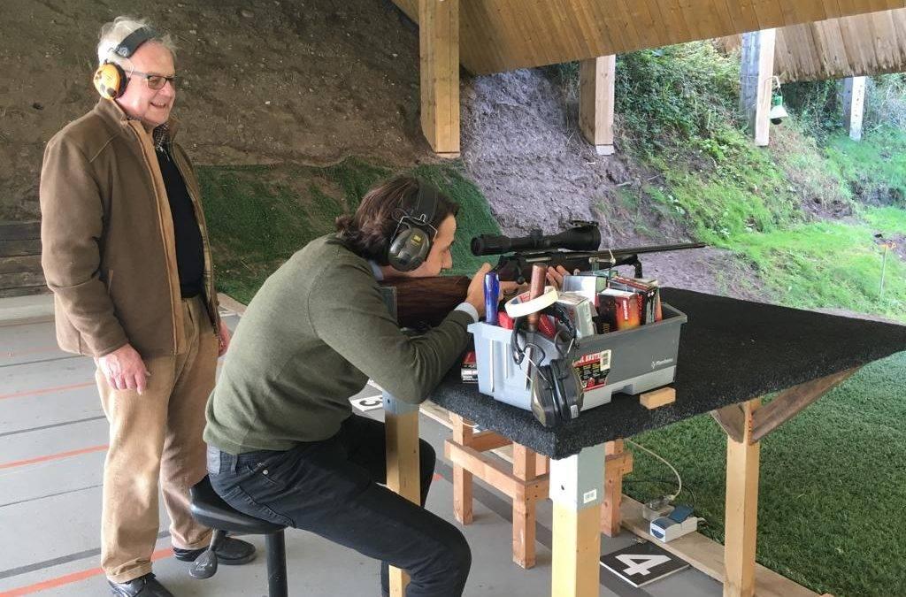 Schiettechniek verbeteren met een kogelbuks