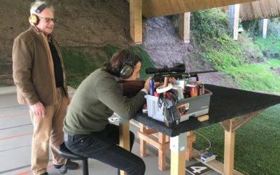 Schiettechniek verbeteren met kogelbuks