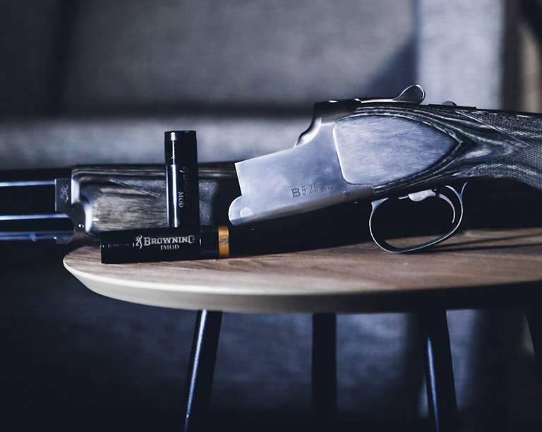 Hoe maak je je geweer schoon?